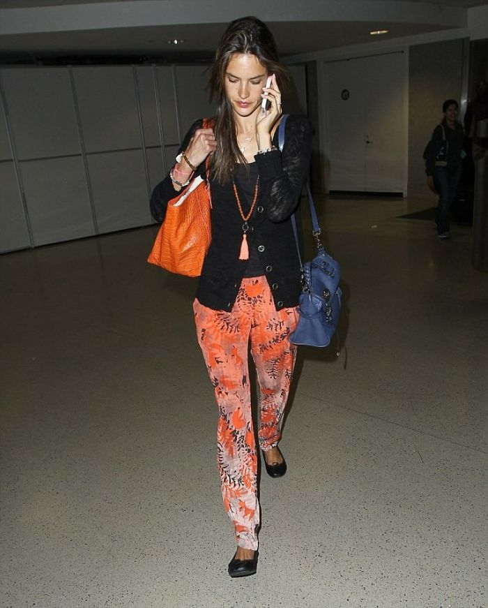 Alessandra Ambrosio's Pants