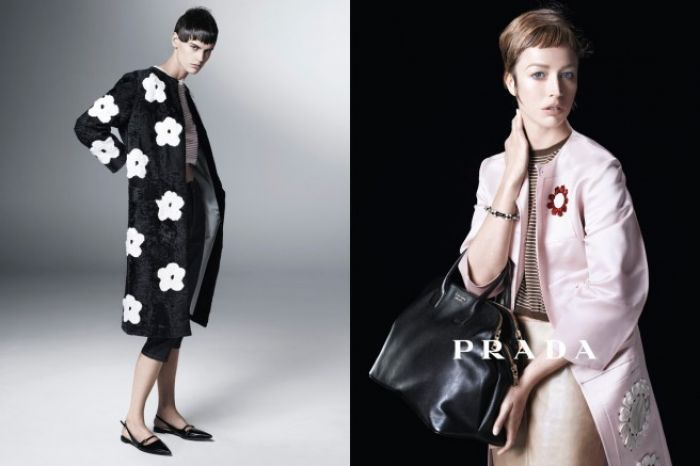 Prada's Spring 2013 Campaign