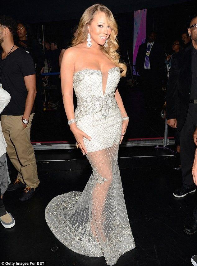 Mariah 'Cinderella' Carey