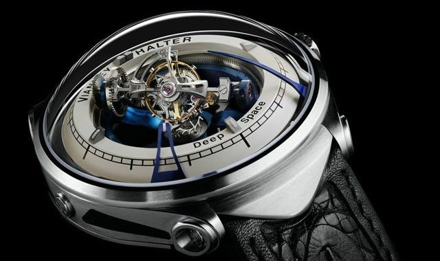 Space-Inspired Watch