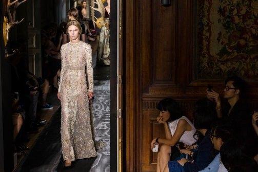 Valentino's Haute Couture Fall-Winter 2013-14