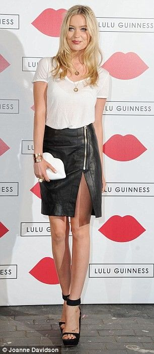 Laura Whitmore A Little Overwrought?