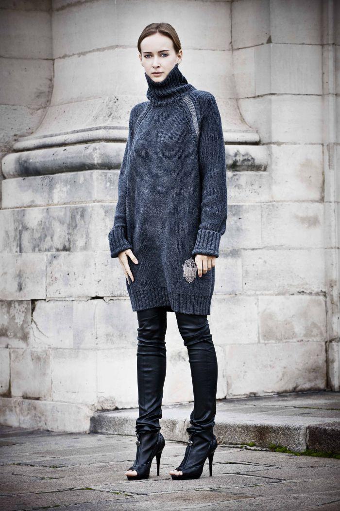 Designer on the Paris Streets