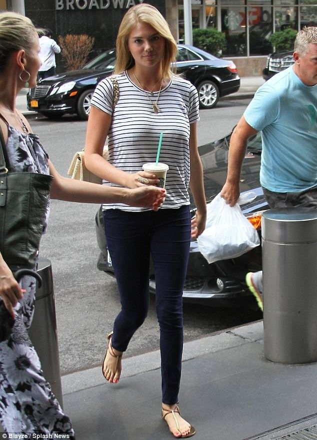 Kate Upton in Jeans