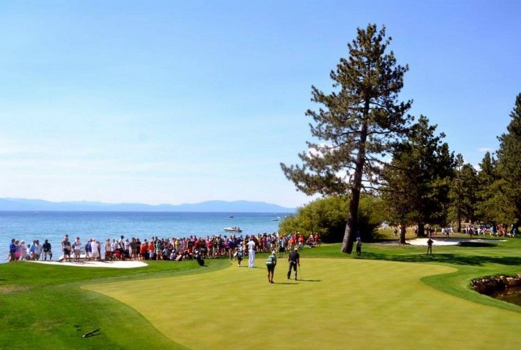 Edgewood Tahoe Celeb Tournament 2013