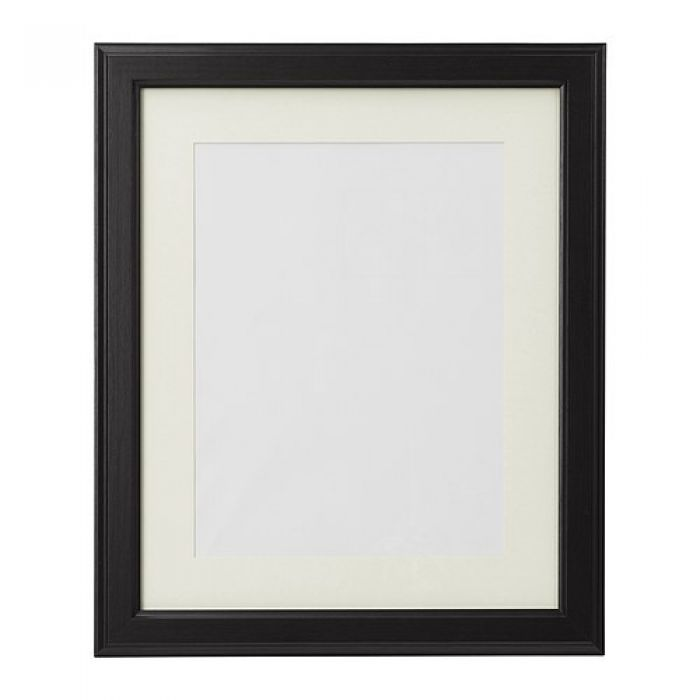 A Contemporary Picture Frame
