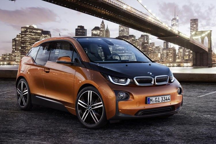Bmw Debuts Its First Electric Vehicle With Launch Of New I3