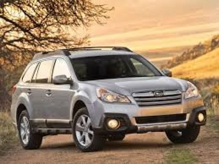 The Subaru Outback