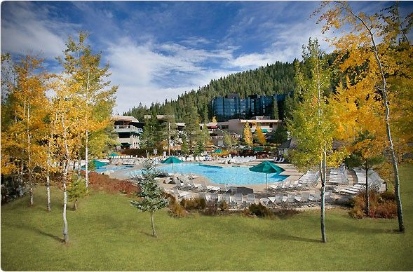 Resort at Squaw Creek in Squaw Valley USA