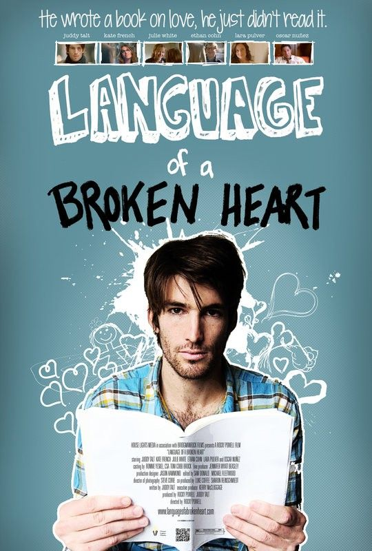 Language of a Broken Heart poster