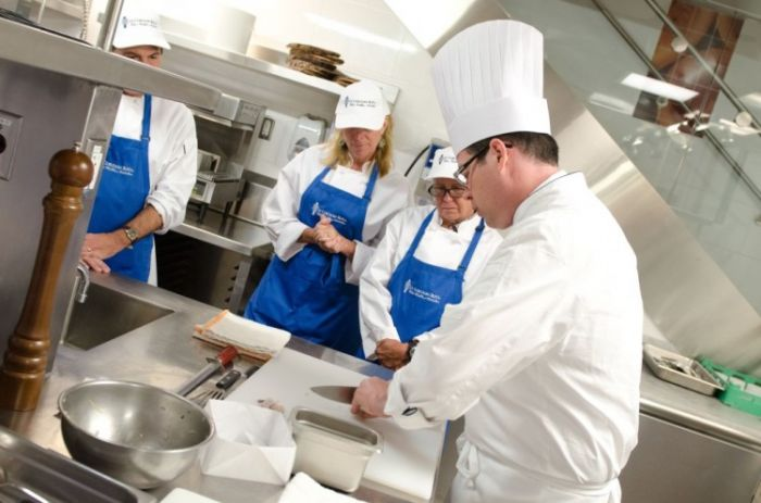 Le Cordon Bleu Ribbon Kitchen Workshops