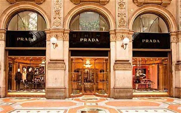 Prada in Milan