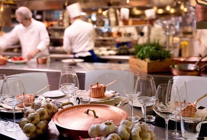 At Veranda Restaurant