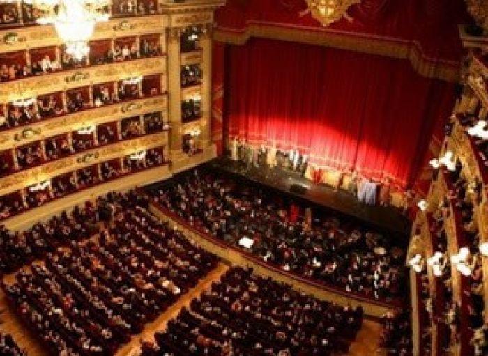 Opera House La Scala