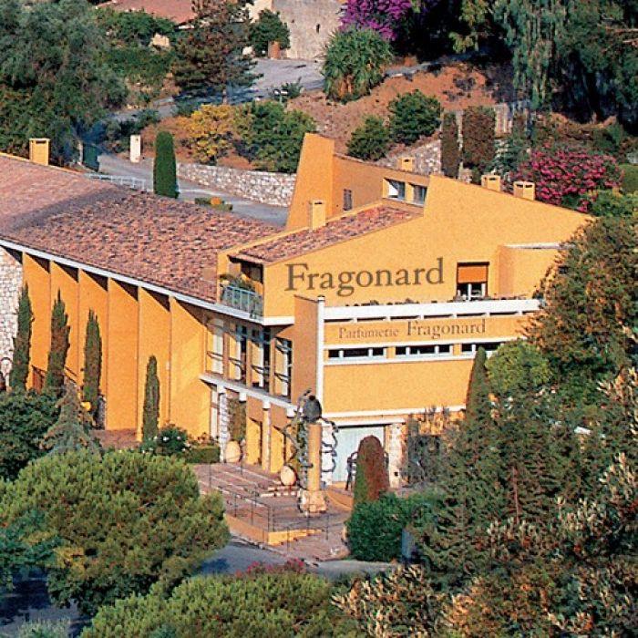 Nich perfume factory in Monaco