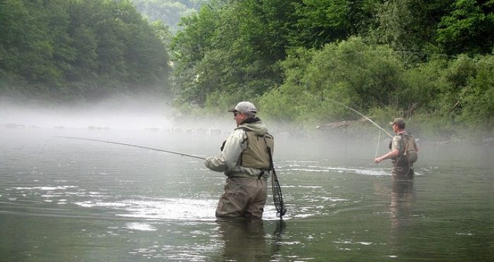 Canadian fly fishing at its finest