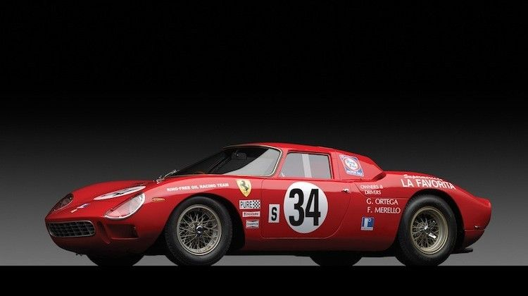 $12 Million Ferrari to be Auctioned