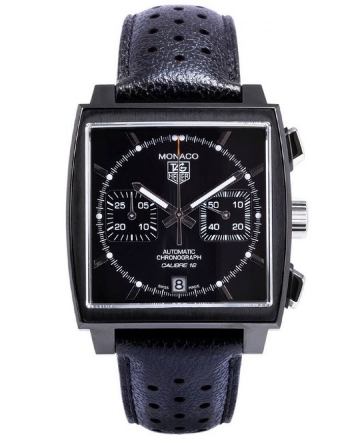Tag Heuer ACM Black Edition