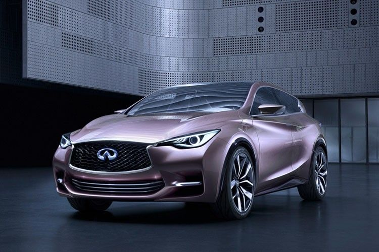 infiniti reaches out to the younger luxury buyer with the q30 concept. Black Bedroom Furniture Sets. Home Design Ideas