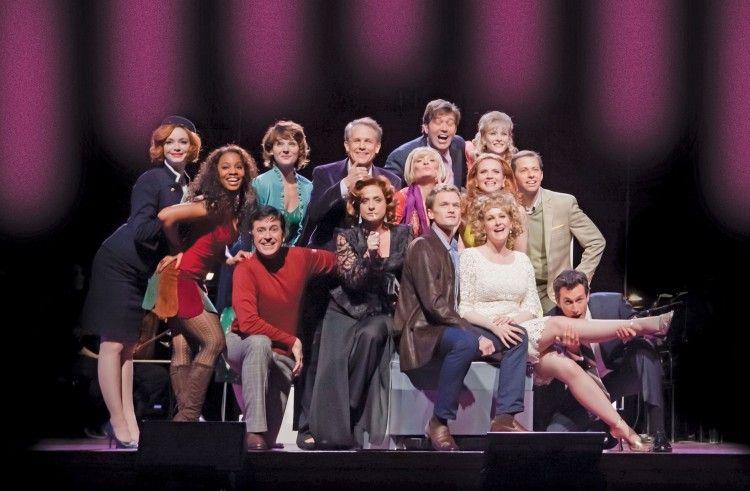 Company cast