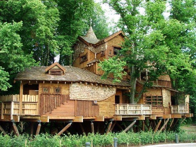 Alnwick Garden Treehouse
