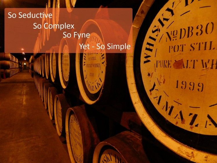 Whisky So Simple