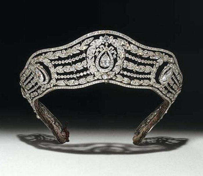 Cartier Tiara