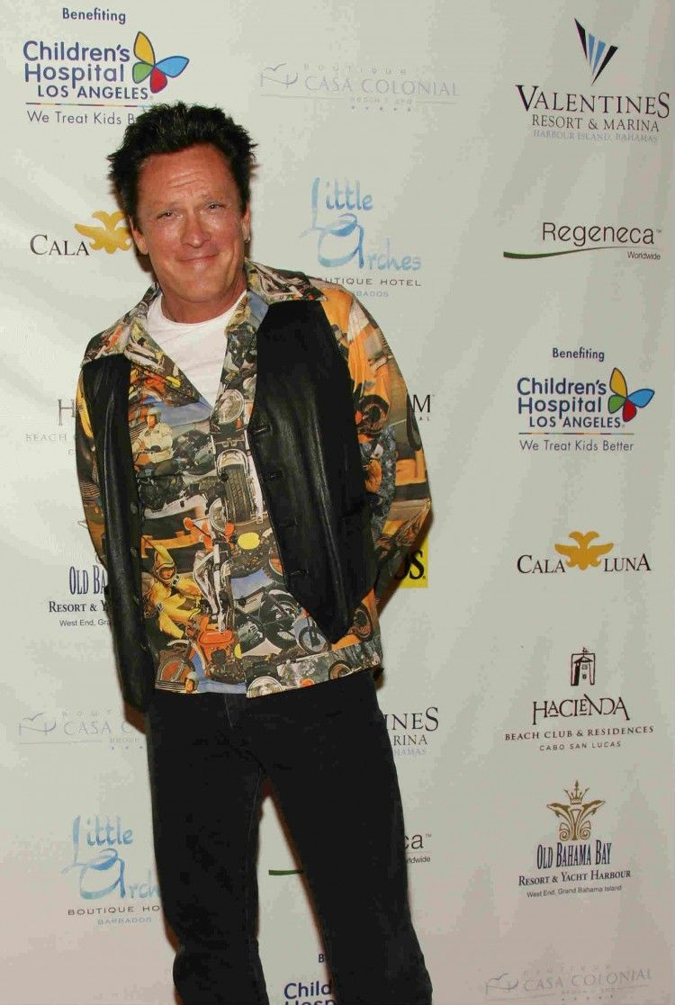 Michael Madsen at Secret Room Events Travel Lounge