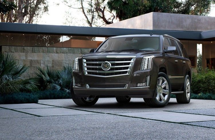 Cadillac Defends its Turf with All-New 2015 Escalade