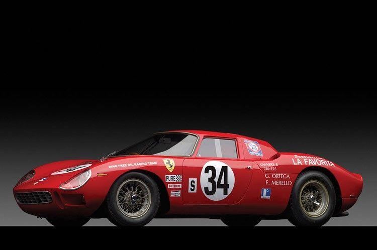 Rare Ferrari and Talbot-Lago