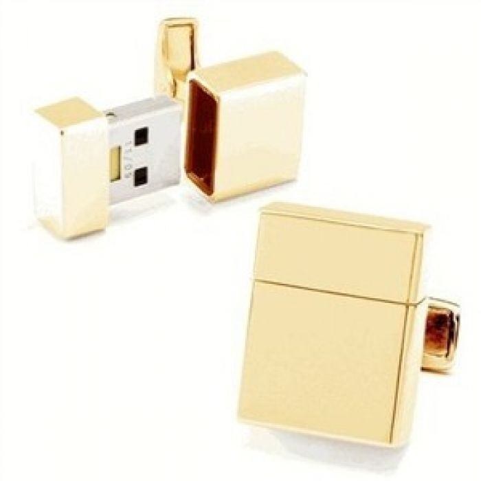 8GB USB Flesh Drive Cufflinks