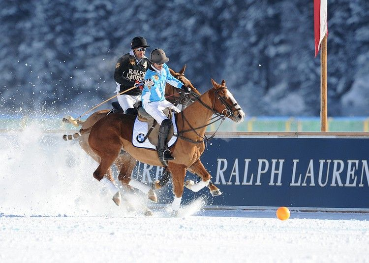30th Anniversary of Polo World Cup On Snow in St. Moritz