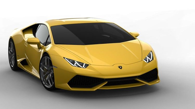 Lamborghini Presents the All-New Huracan LP610-4