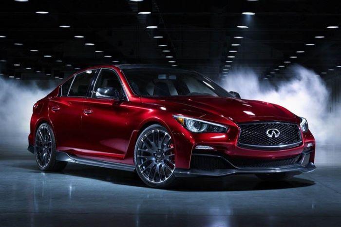 Q50 Eau Rouge Concept Infiniti