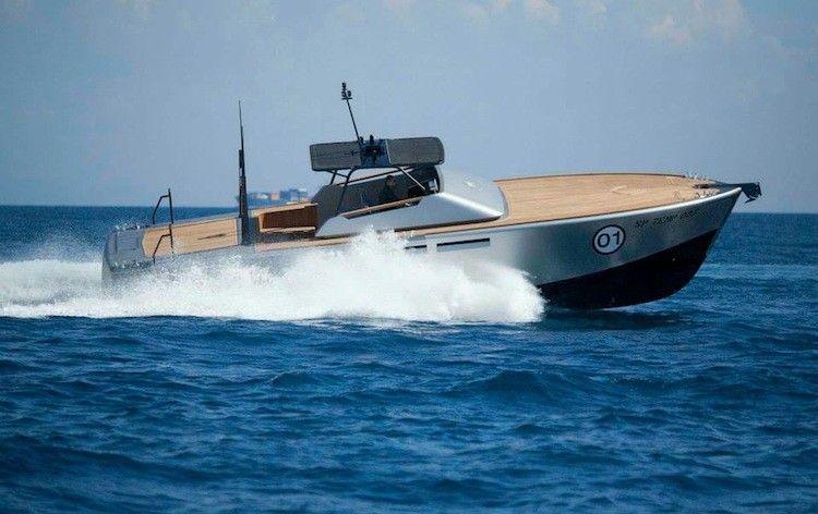 Baglietto MV13 Yacht