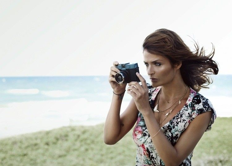 Helena Christensen for The Luxury Collection