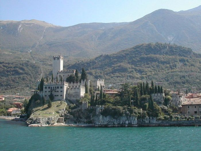 Visit the historic city of Malcesine.