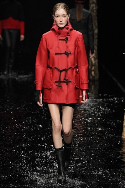 At London Fashion Week