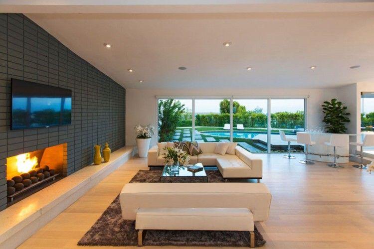 Los Angeles luxury home interior