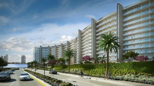 Luxury condos in Miami