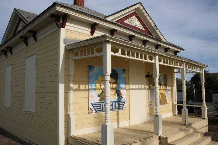 'Top Gun' House