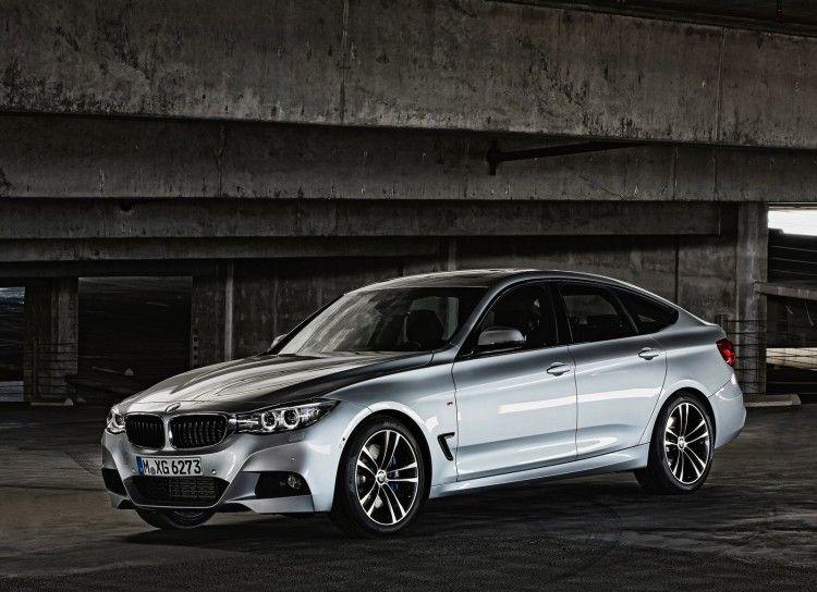 BMW 318 GT