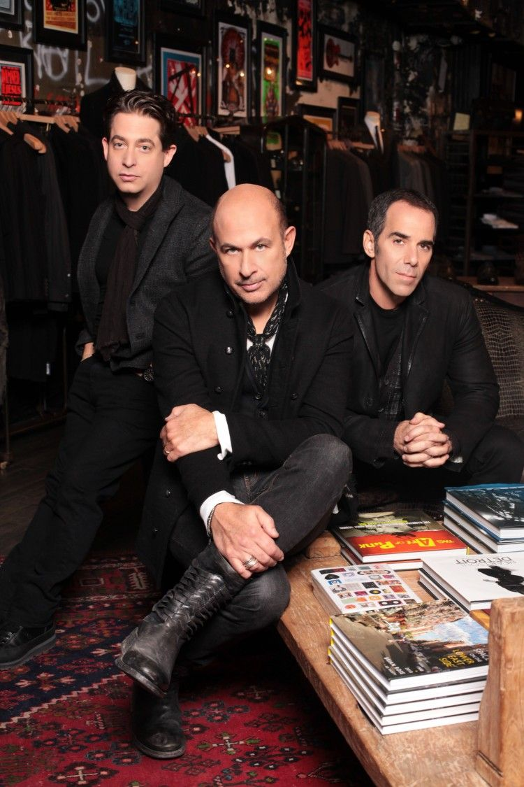 John Varvatos Records execs