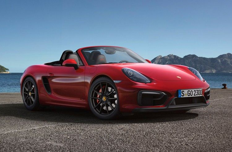 Porsche Boxster and Cayman GTS