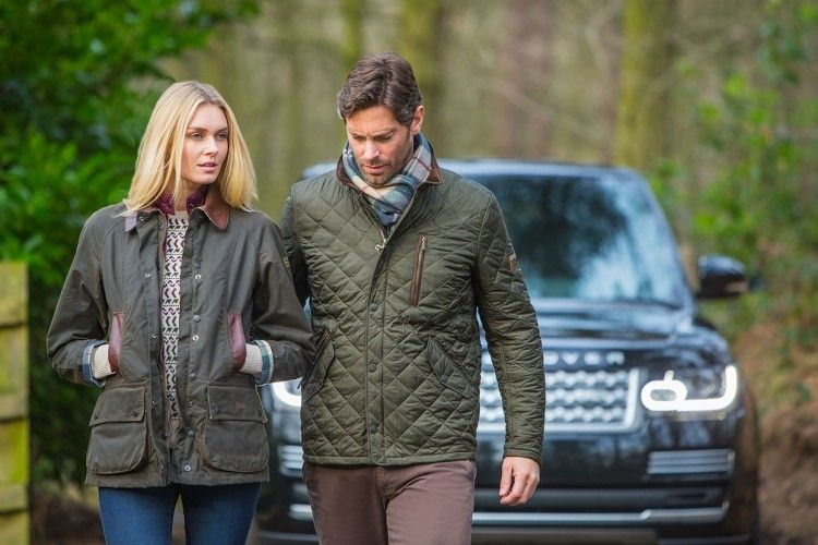 Classic British Brands Land Rover and Barbour Collaborate on a Cool New Clothing Collection