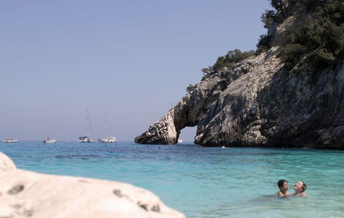 Cala Goloritz?, Sardinia