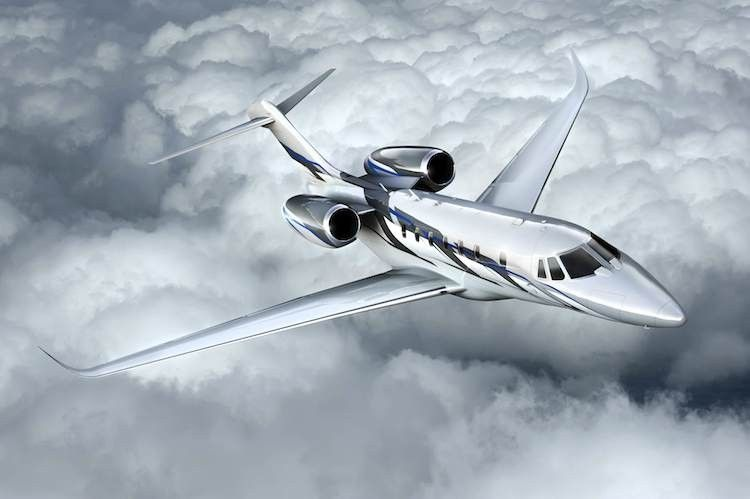 $22.95M Rolls-Royce Powered Cessna Citation X