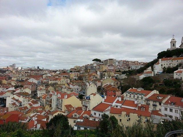 Lisbon Scene
