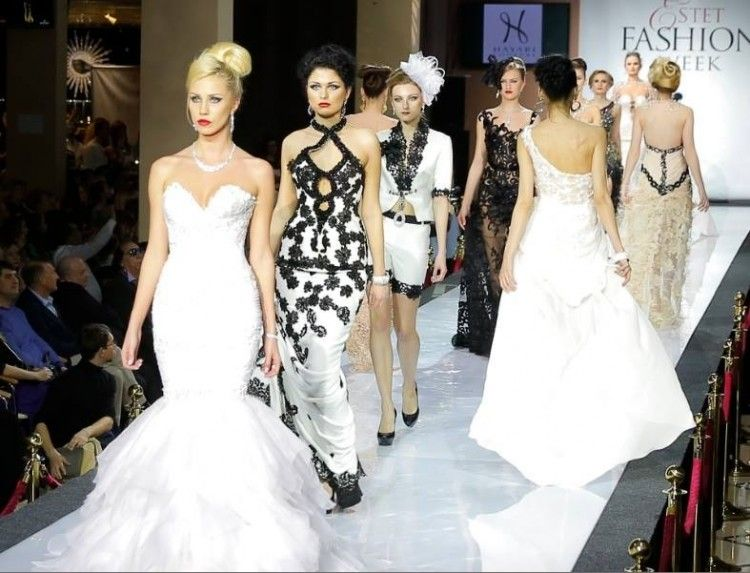 Hayari Gorgeous Gowns in  Estet   Fashion Week