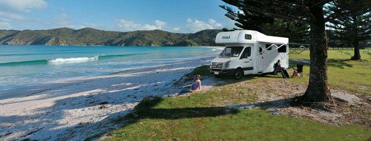 Taking an RV through the East Australian coast
